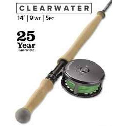ORVIS CLEARWATER® 9-WEIGHT 14' FLY ROD