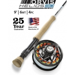 Helios™ 3D 6-Weight 9' Fly Rod