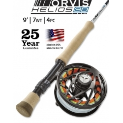 Helios™ 3D 7-Weight 9' Fly Rod