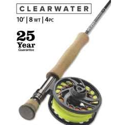 ORVIS - Clearwater 8-weight 10' Fly Rod