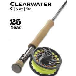 ORVIS Clearwater® 6-Weight 9' Fly Rod